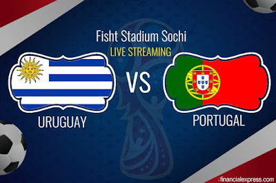 PORTUGAL VS URUGUAY LIVE STREAM WORLD CUP 1 JULY 2018