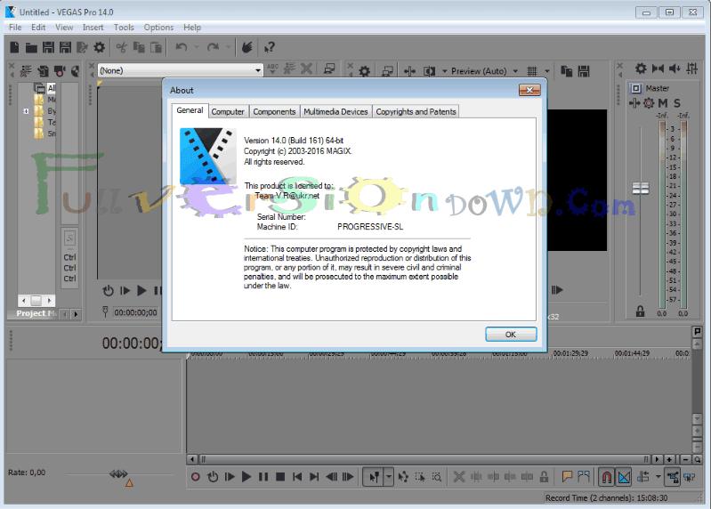 MAGIX Vegas Pro Full Version