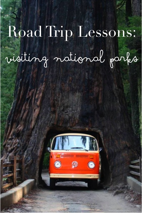 guide to visiting National Parks