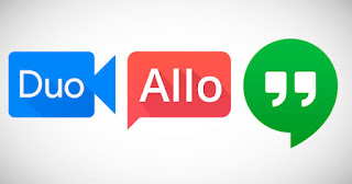 Duo vs Google Hangouts vs Allo, do they differ? - CYDIAPLUS com