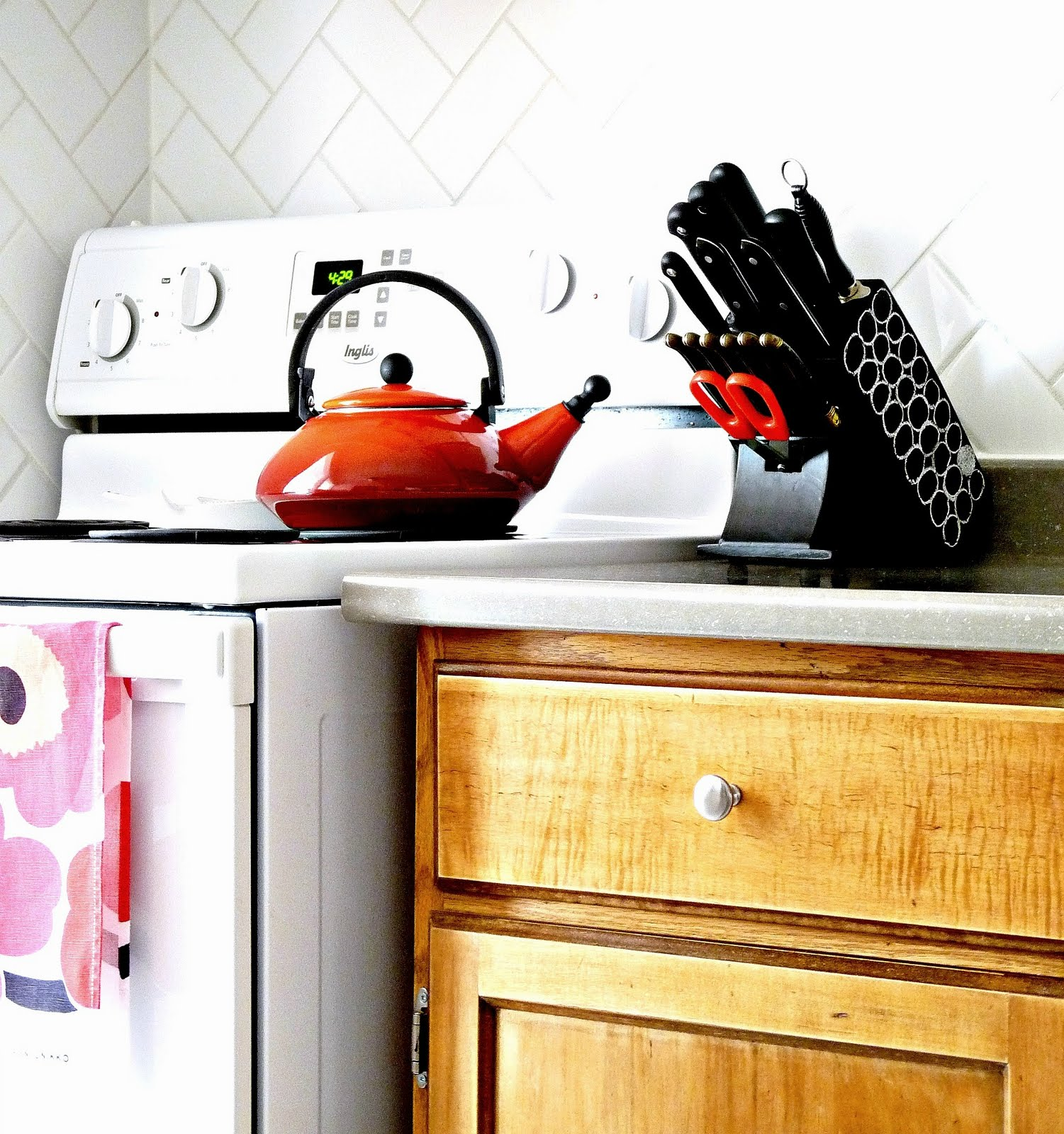 How to update a knife block