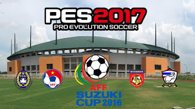 PES 2017 AFF Cup 2016 Minipatch