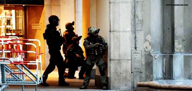 """""""Η ισλαμιστική τρομοκρατία αφίχθη στη χώρα"""", λέει ο Βαυαρός πρωθυπουργός"""