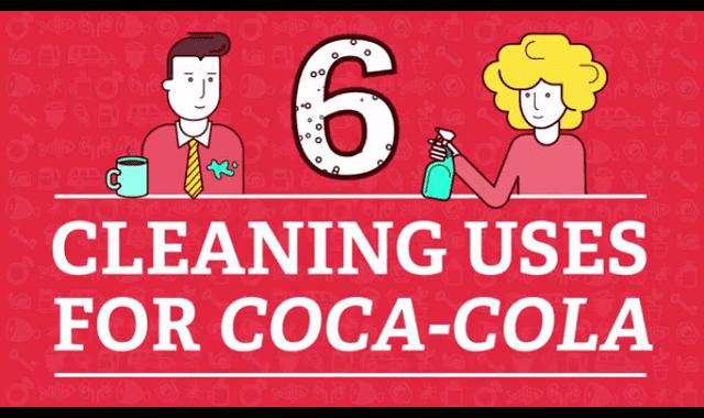 6 Alternative Uses for Coca-Cola