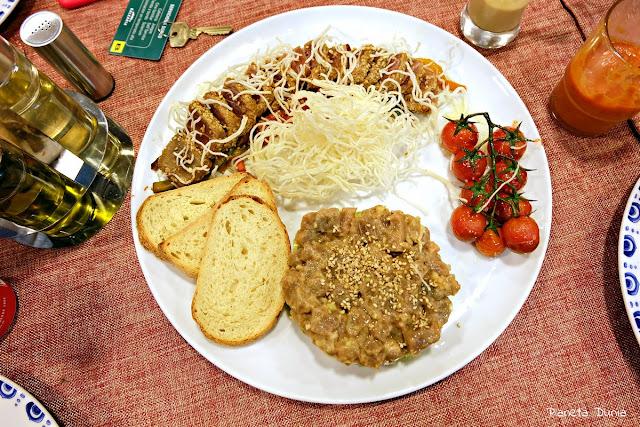 Gastronomía en Baleària