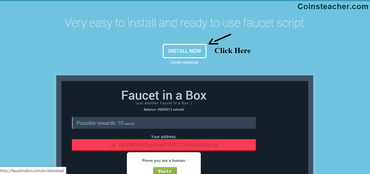 How To Start A Bitcoin Faucet (Ultimate Guide) With Pictures ...