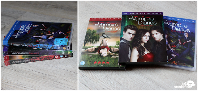 Vampire Diaries 4.Staffelauftakt Rezension