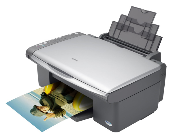 Windows 7 Driver for Epson All in one Printer