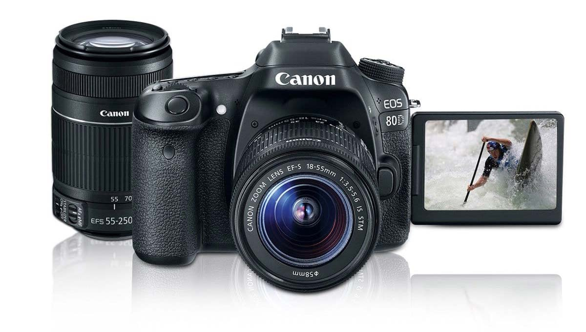 Canon 80D Vlogging Profesional