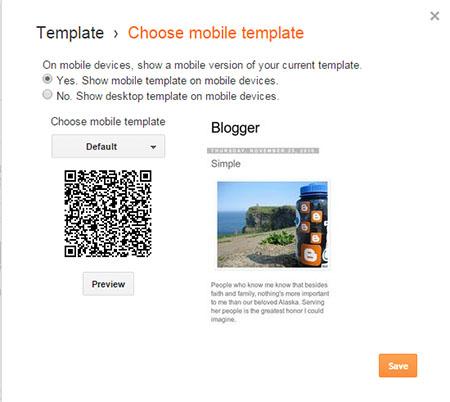 Tips Memilih Template Blogger Yang Keren Dan SEO Friendly