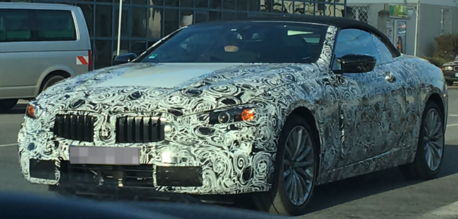 2019 BMW M8 Coupe, Cabriolet and Gran Coupe Rumors