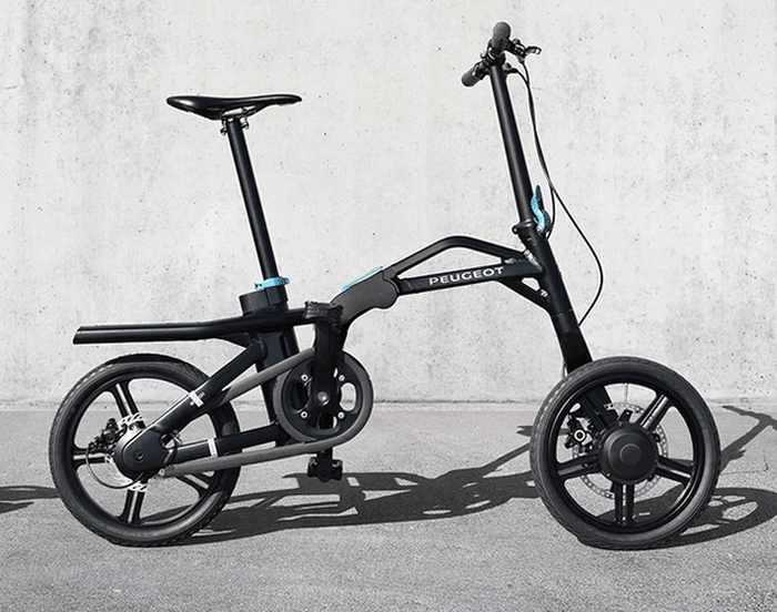 bici electrica peugeot e-bike eF01