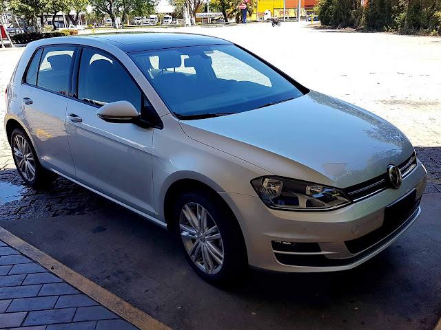 VW Golf 1.6 Automático 2016 Flex