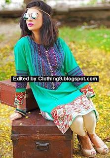 Zahra Ahmed Kurti Collection