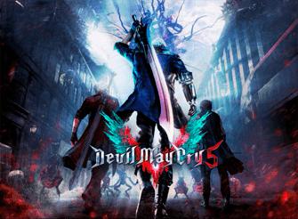 Devil May Cry 5 [Full] [Español] [MEGA]