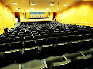 Auditório e Sala de Imprensa da Arena do Grêmio