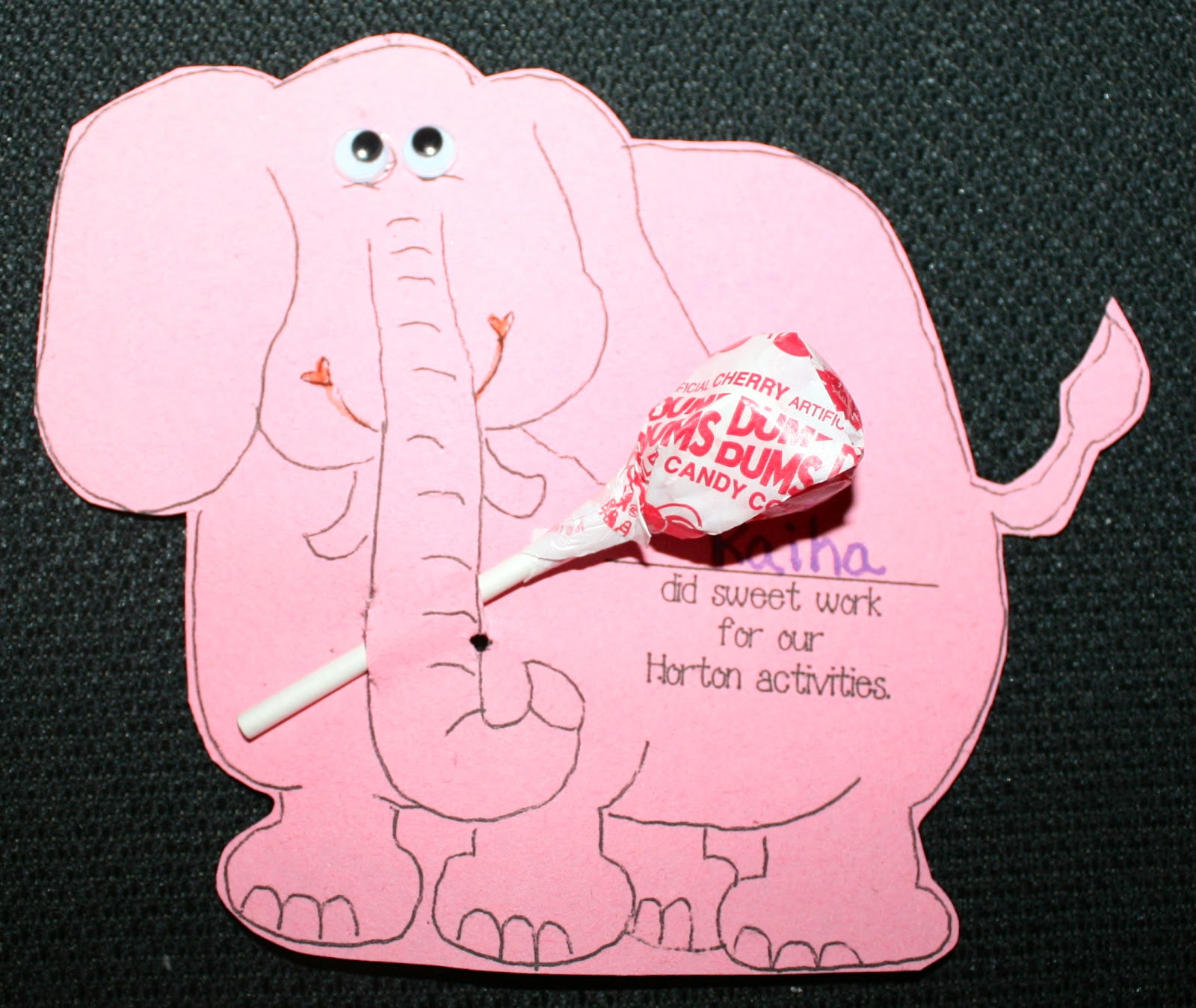 Classroom Freebies Horton And Elmer Activity Packet
