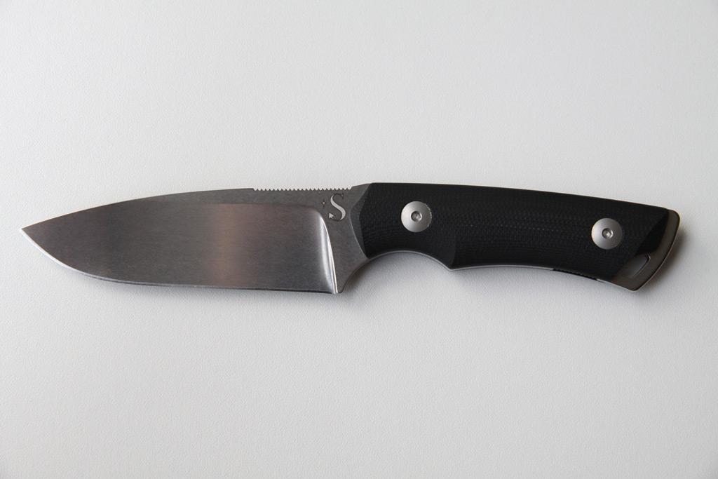 Sacha THIEL Custom Knives