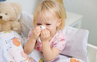 Phòng bệnh viêm mũi dị ứng cho trẻ em