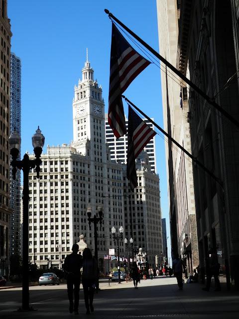 architecture de Chicago à North River