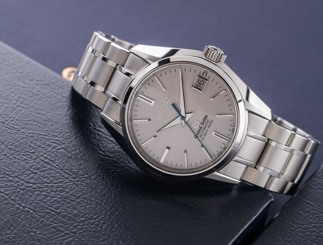 Swiss Design Watches: Hands-On Grand Seiko SBGH001J Review