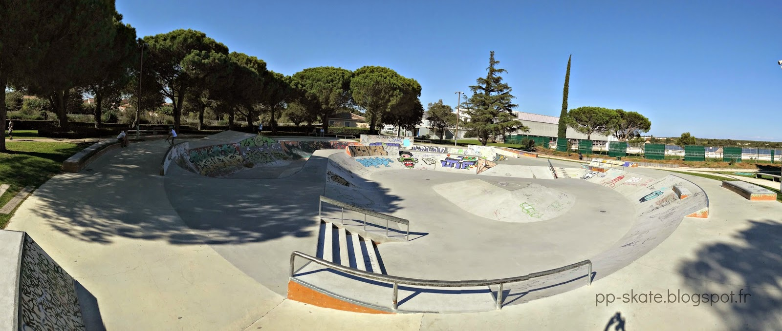 skatepark Fos sur mer adresse