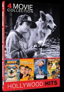 DVD Review - 4 Movie Collection: Bingo/ Race the Sun/ My Stepmother is an Alien/ Little Secrets