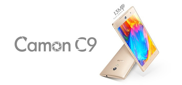 Tecno Camon C9 Specs & Price in Ghana