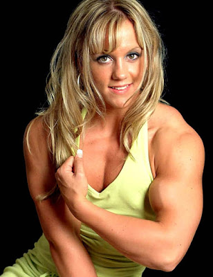 Cindy Phillips - Female Bodybuilder