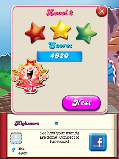Candy Crush Saga App - Free Apps King