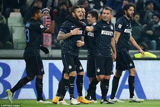 Liga Italia (Serie A) Musim 2016/2017 Pekan 8