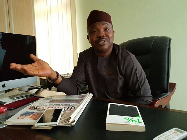 Nigerians Didn't Elect A Work-At-Home President - Yinka Odumakin