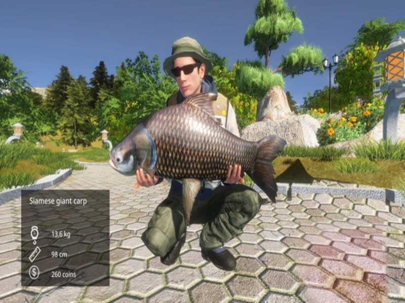 Pro Fishing Simulator Highly Compressed Free Download