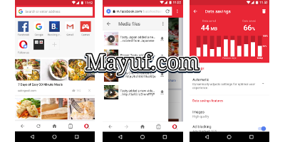 Opera Mini - Web Browser Cepat APK Download For Android