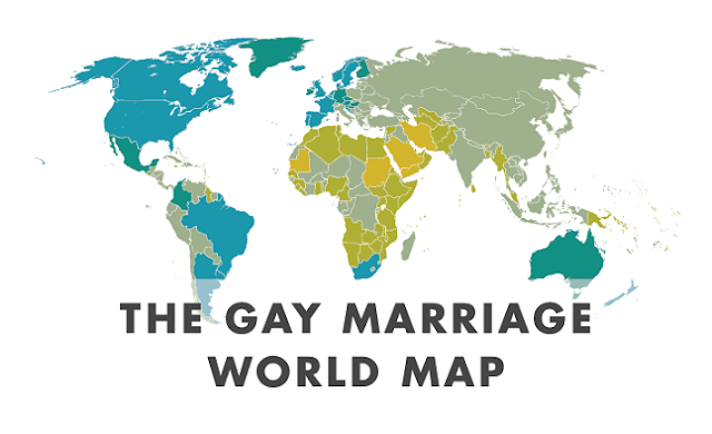 Countries With Legalized Gay Marriage 45