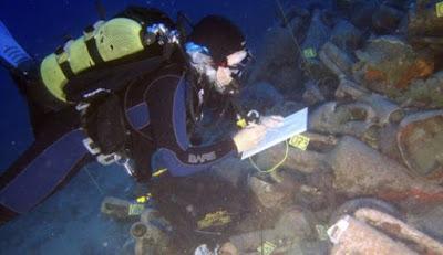 Κροατία: Εντοπίστηκε άθικτο αρχαίο ναυάγιο από τον 1ο αιώνα μ.Χ.