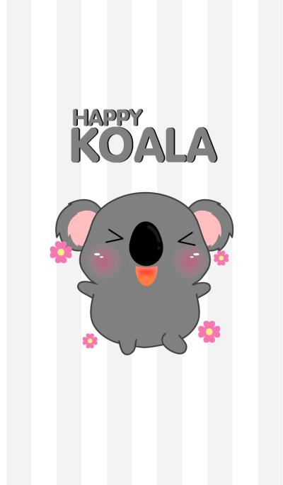 Happy Cute Koala Theme