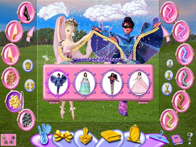 Games Free Download For Pc Full Version Barbie Doll