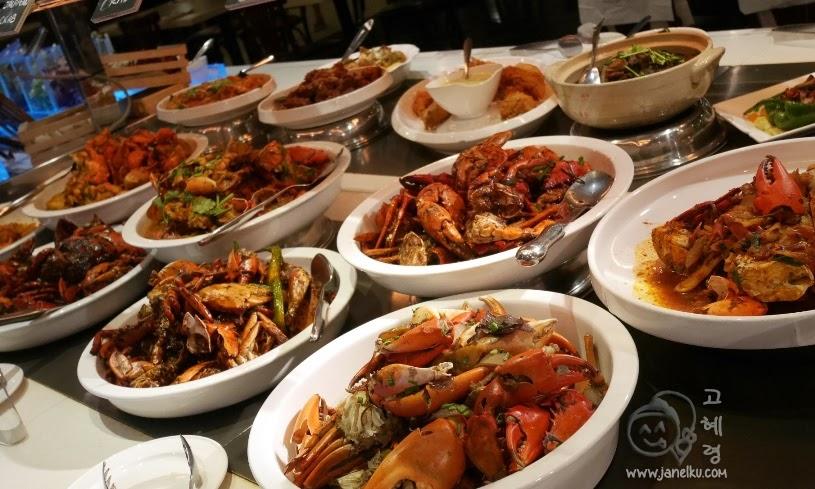 Spice Brasserie - PARKROYAL on Kitchener Road