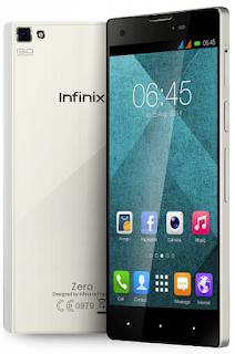 Cara Flashing Infinix Zero 1 X506 dengan mudah