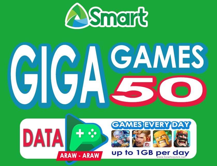 Smart GIGA Games 50