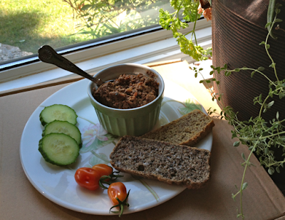 how to make liver and bacon pate