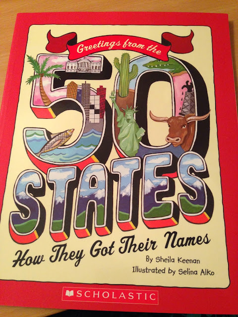 http://www.amazon.com/Greetings-States-They-Their-Names/dp/054520898X/ref=sr_1_1?ie=UTF8&qid=1457236086&sr=8-1&keywords=50+states+how+they+got+their+name