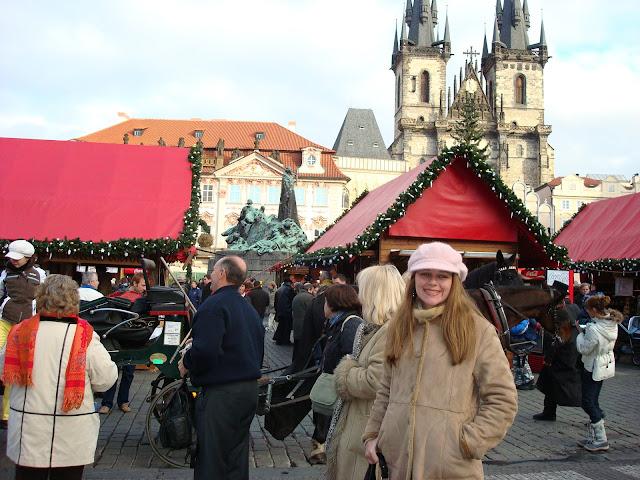 Blog Apaixonados por Viagens - Mercado de Natal - Europa - Praga