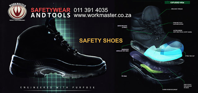 Workmaster Safety Shoes