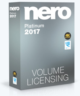 Nero 2017 Platinum 18 full and Patch