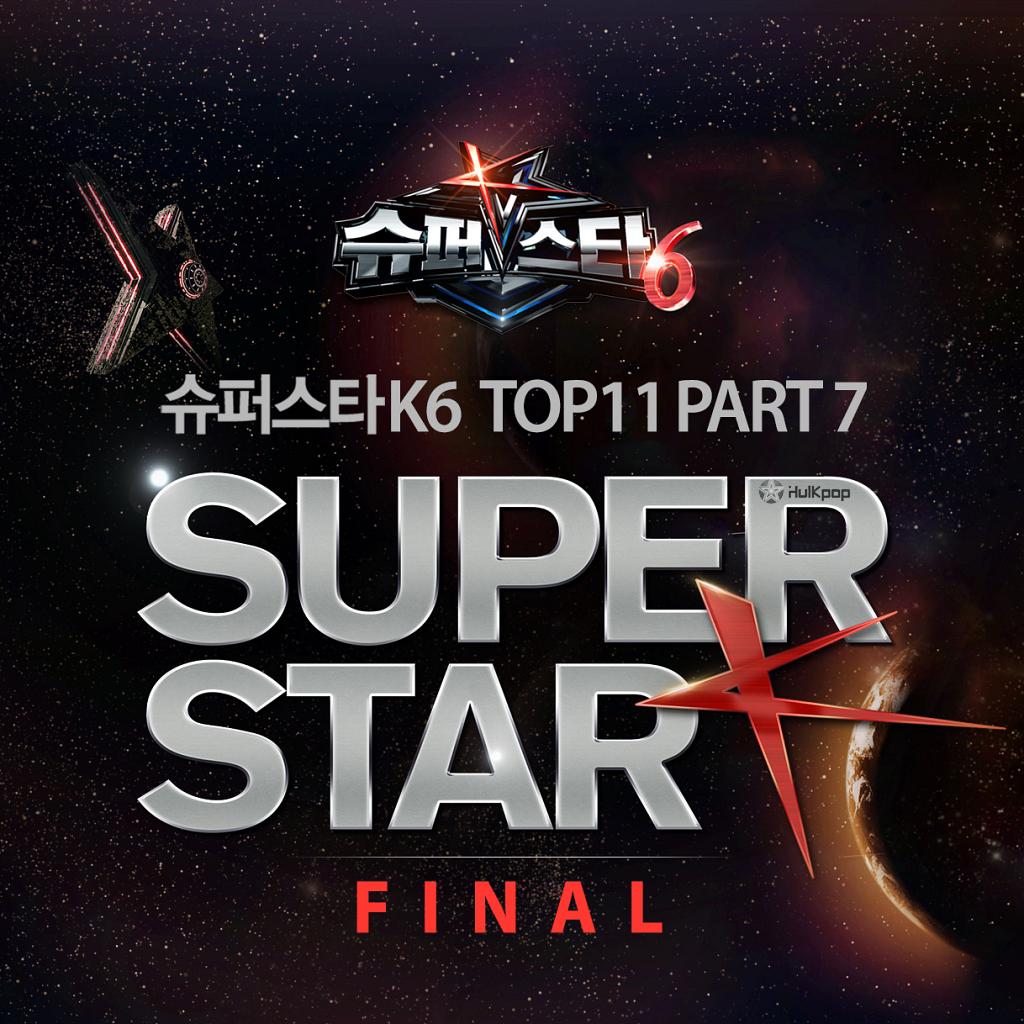 [EP] Kwak Jin Eon, Kim Feel – Superstar K6 TOP11 Part 7 FINAL