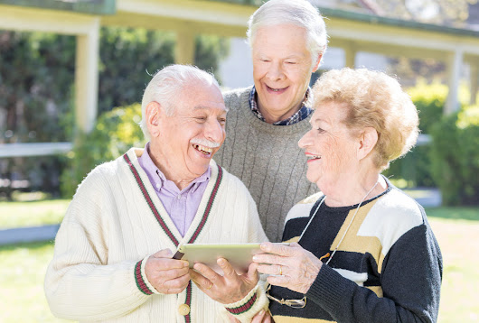 Rick Casper- Benefits of Assisted Living For Your Loved Ones!