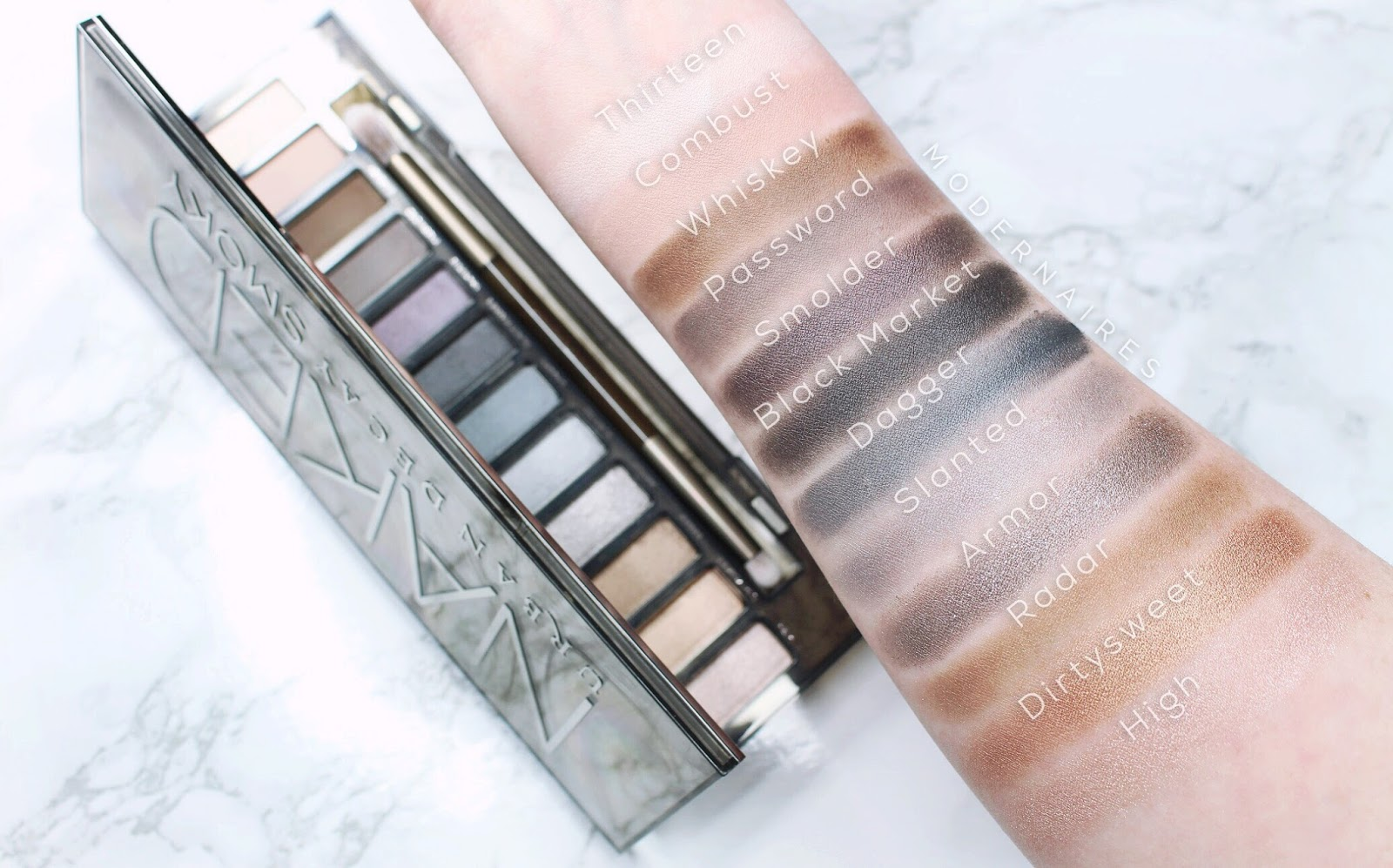 Deals Urban Decay Naked Smoky Palette 50 Off Modernaires Eyeshadow