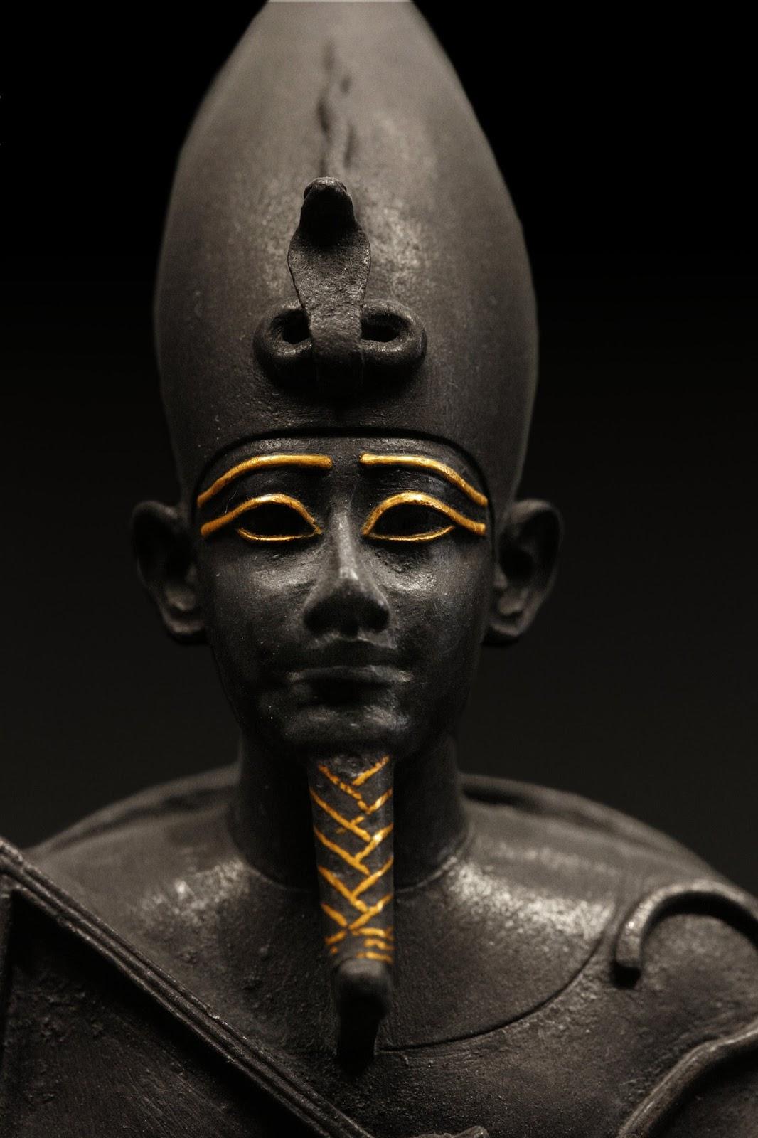 egyptian of Divine sperm myths osiris